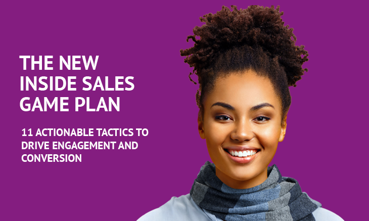 The new Inside Sales game Plan