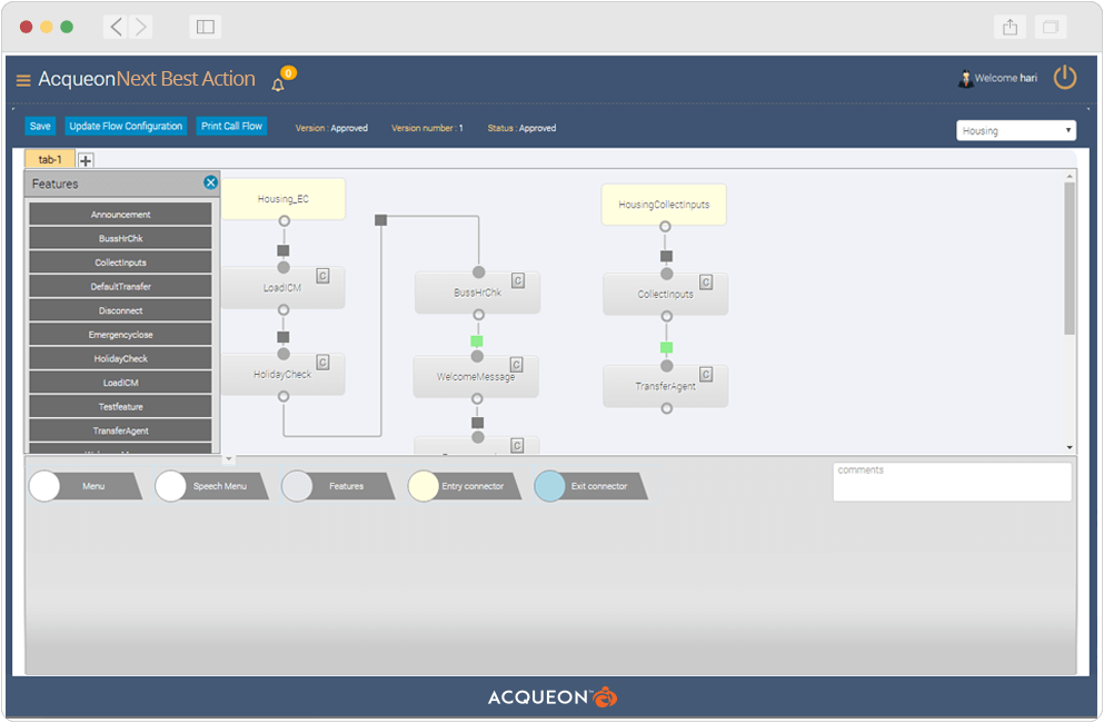 Seamlessly configure, design, and manage self-service applications